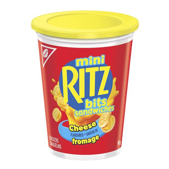 Christie Mini Ritz Bits - 80g