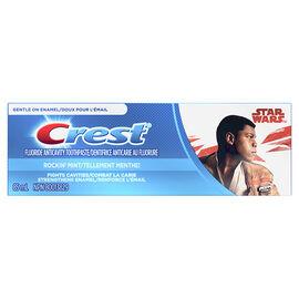 Crest Toothpaste Star Wars - Rockin Mint - 85ml