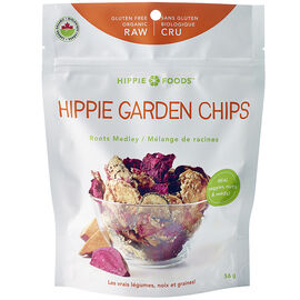 Hippie Garden Chips - Roots Medley - 56g