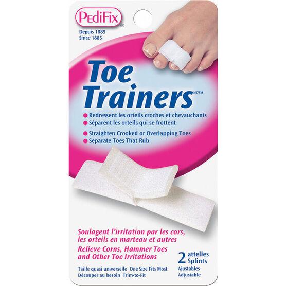 PediFix Toe Trainers-2 Splints