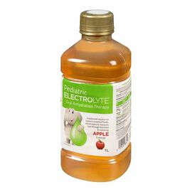 Pediatric Electrolyte - Apple - 1L