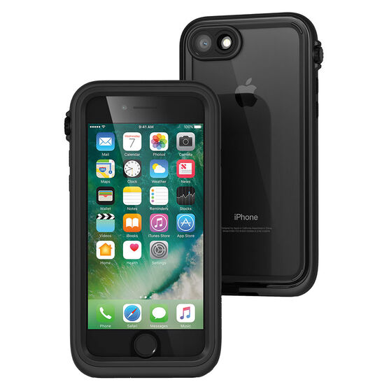 Catalyst Case for iPhone 7 - Black - CATIPHO7BLK