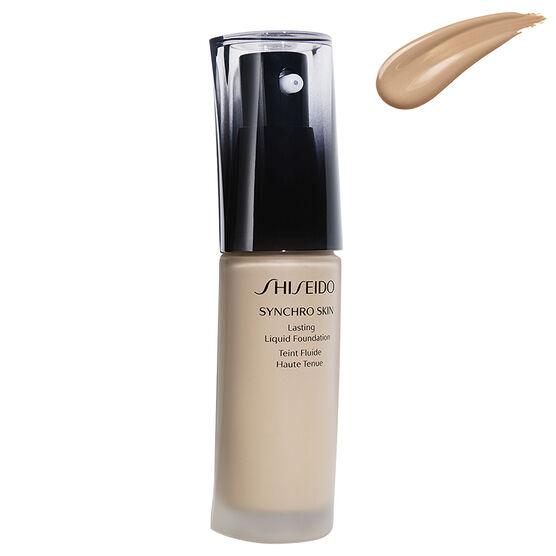 Shiseido Synchro Skin Lasting Liquid Foundation - N4 Neutral 4