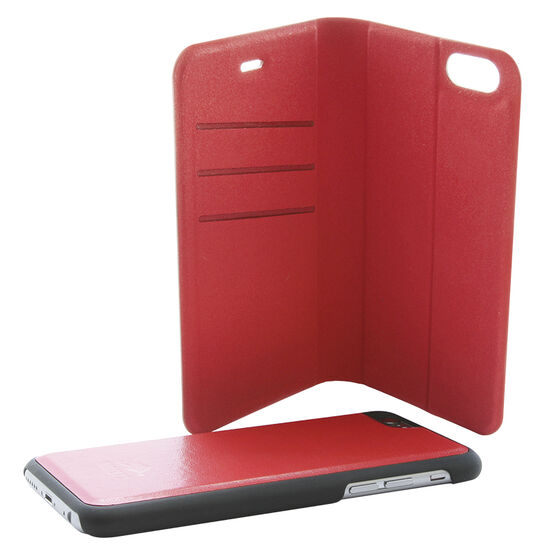 Roots 3-in-1 Folio Case for iPhone 6S/7 - Red/Black - RFIP76R