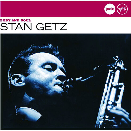 Stan Getz - Body and Soul - CD