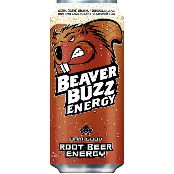 Beaver Buzz - Root Beer - 473ml