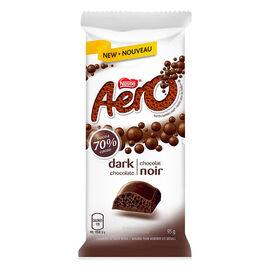 Nestle Aero Bar - Dark Chocolate - 95g