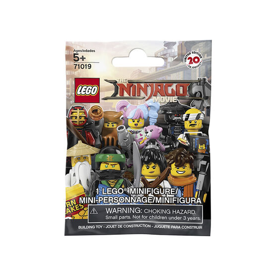 LEGO Ninjago Movie - Minifigures 2017 - Blindbag