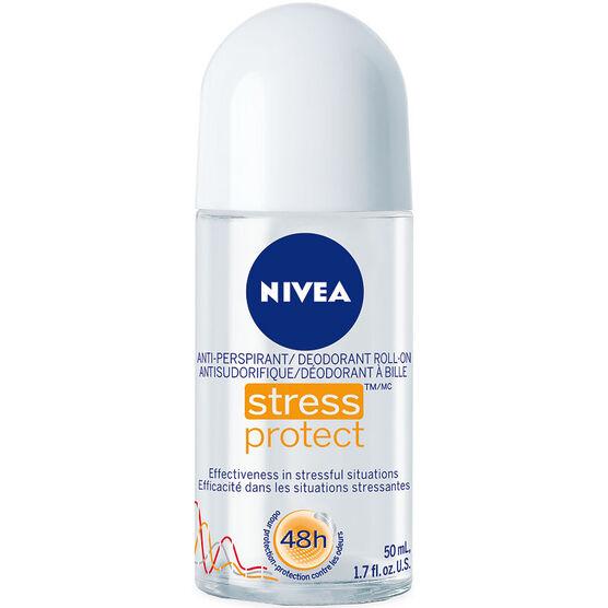 Nivea Stress Protect Anti-Perspirant Roll On - 50ml