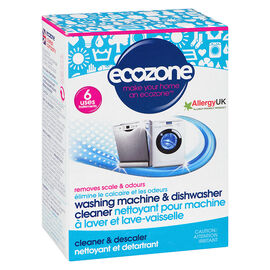 Ecozone Washing Machine & Dishwasher Cleaner - 6's