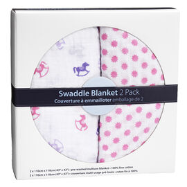 London Drugs Swaddle Blankets - Assorted
