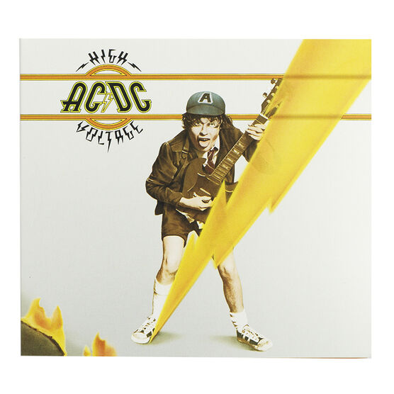 AC/DC - High Voltage - CD
