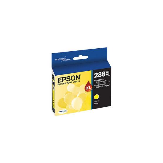Epson 288XL High Capacity Dura Bright Ink - Yellow - T288XL420-S