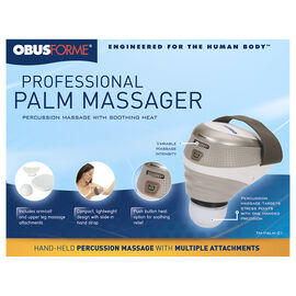 ObusForme Professional Palm Massager - TM-PALM-01B