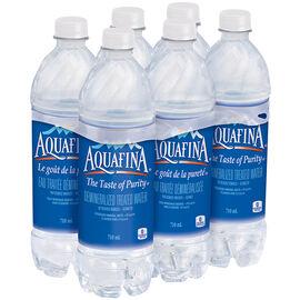 Aquafina Water Case - 6 x 710ml