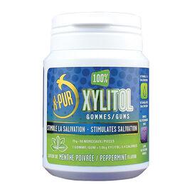X-Pur Xylitol Gums - Mint - 50's