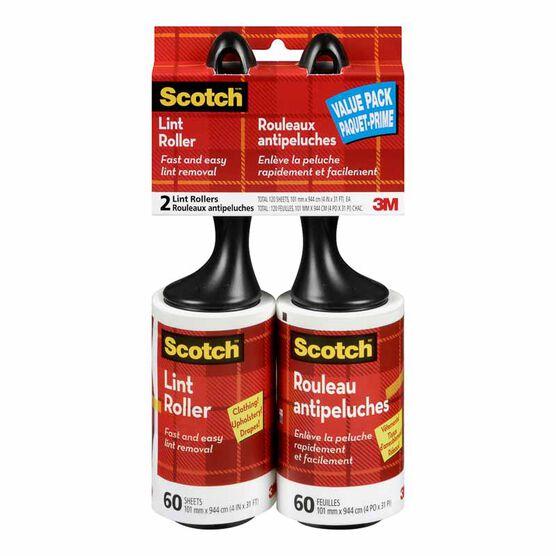 Scotch Lint Roller Value Pack - 2 pack