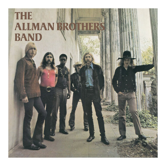 The Allmand Brothers Band - The Allman Brothers Band - Vinyl