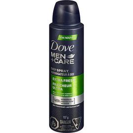 Dove Men+Care Extra Fresh Dry Spray Anti-Perspirant - 107g