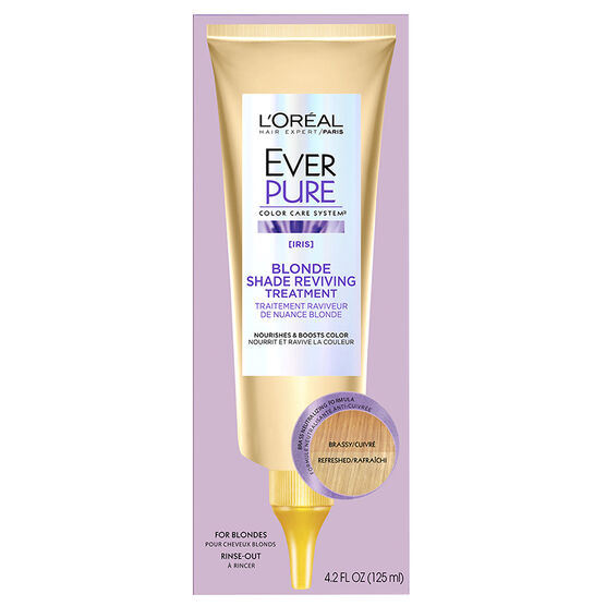 L'Oreal EverPure Blonde Shade Reviving Treatment - 125ml