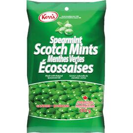 Kerr's Spearmint Scotch Mints - 200g