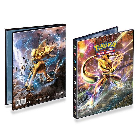 Pokémon XY9 4-Pocket Portfolio - Assorted