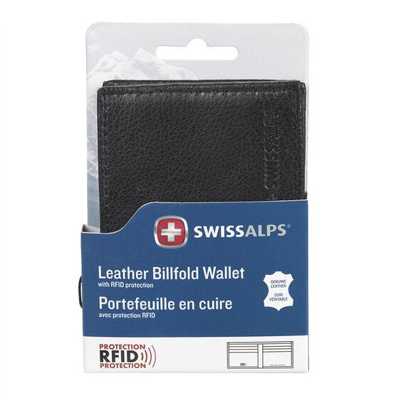 Swissalps Men's Wallet - 12 piece
