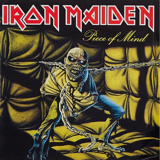 Iron Maiden - Piece Of Mind (Remastered) - CD