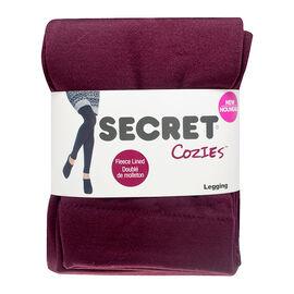 Secret Cozies Fleece Leggings