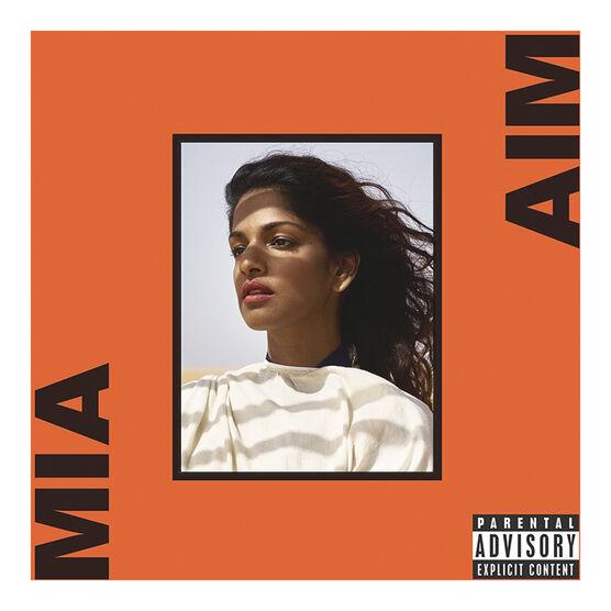 M.I.A. - Aim - Vinyl