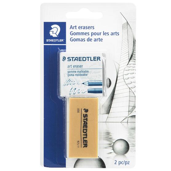 Staedtler Art Erasers - 2 Pack