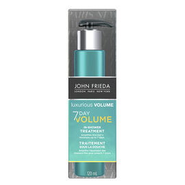 John Frieda Luxurious Volume 7 Day Volume in Shower Treatment - 120ml