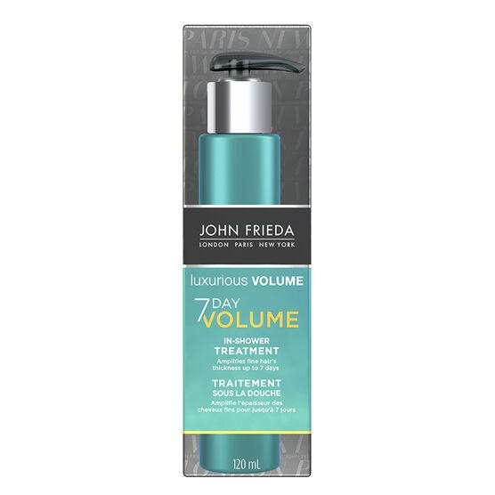 John Frieda Luxurious Volume 7 Day Volume in Shower Treatment - 120ml