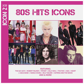 Various Artists - 80s Hits - Icon - 2 CD