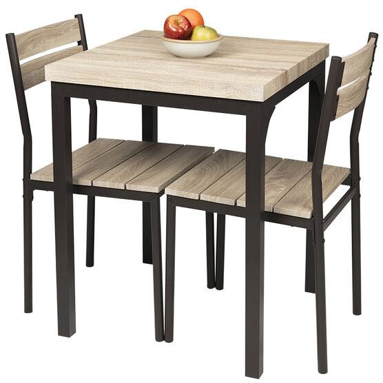London Drugs Breakfast Table Set - Brown