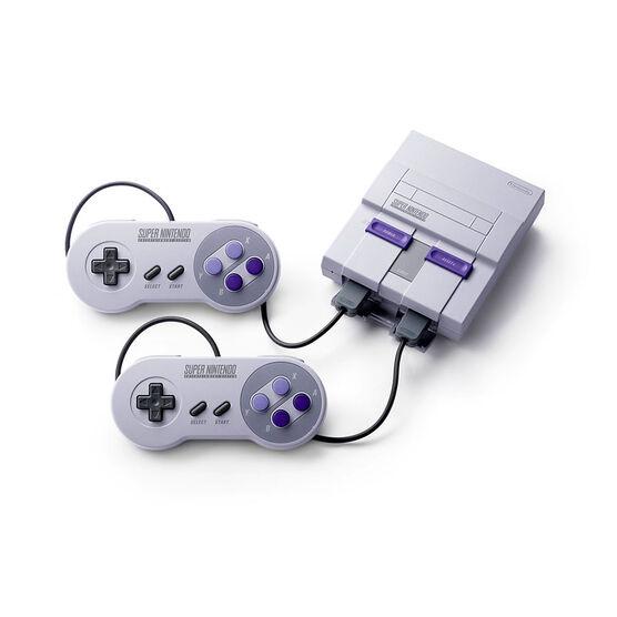 Nintendo Super NES Classic Gaming Console - CLVSSNSG
