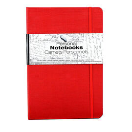 SpiceBox Notebooks - Orange/Assorted - 3 pack