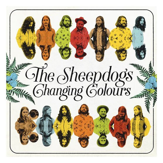 The Sheepdogs - Changing Colours - CD