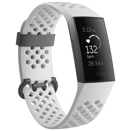 Fitbit Charge 3 SE - Frost White