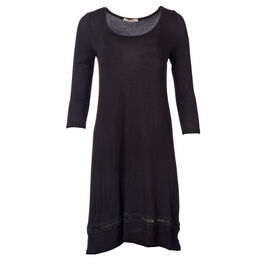 Lava Dress with Lace Insert