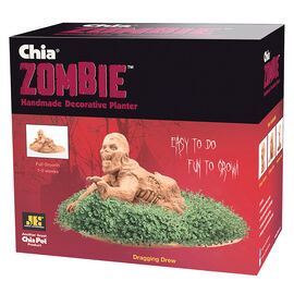 Chia Pet - Zombie Crawling - CP343-01