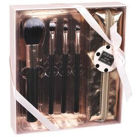 Joie De Vivre Makeup Brushes - 4 piece