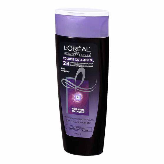 L'Oreal Volume Collagen 2in1 - 385ml