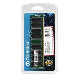 Transcend 1GB DDR Memory - TS333D-1024