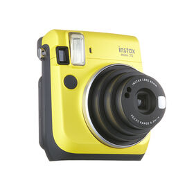 Fuji Instax Mini 70 - Canary Yellow - 600015784