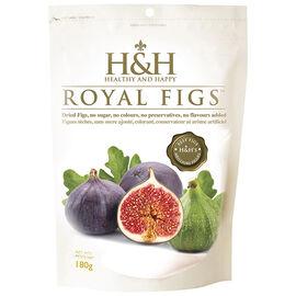 H&H Royal Figs - Dried - 180g