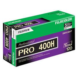 Fujicolor Pro 400H 120 Colour Film - 5 pack - 16326119