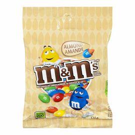M&M's Almond - Peg Pack - 124g