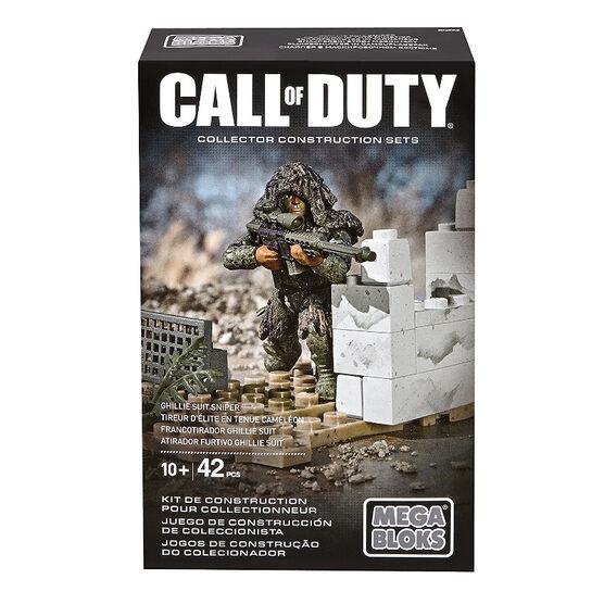 Mega Bloks Call of Duty - Ghillie Suit Sniper