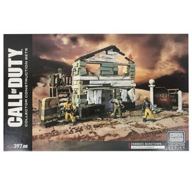 Mega Bloks Call of Duty - Zombies Nuketown